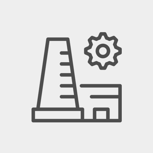 店舗/工場/オフィスのアイコン